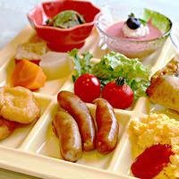 【お得に泊まれる!お日にち限定・特割プラン】朝食(6:30オープン)付プラン