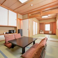 【禁煙/Wi-Fi】和室14畳 温水洗浄トイレ付