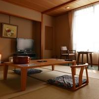 和室8畳(禁煙・トイレ付・Wi−Fi無料)