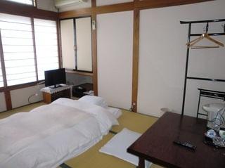 和室バス・トイレ付(24時間大風呂便利)