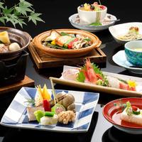 【石屋会席】-金沢伝統の治部煮、能登の旬魚、加賀野菜-で食を堪能