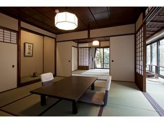 伝統の客室 【梅の間】