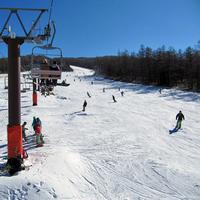 【信州湯の丸高原リフト1日券付き】極上のパウダースノーを楽しむ 嬬恋鹿沢スキープラン