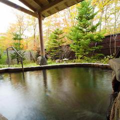【連泊するとお得】天然温泉を楽しむ 鹿沢の休日【5泊】