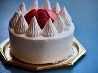 [お祝いホールケーキ付Plan]お誕生日や還暦、クリスマスにも。お連れ様にサプライズ。