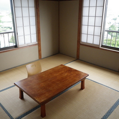 海が見える6〜8畳の和室