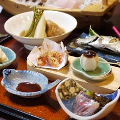 ほくほくの身が美味しい♪金目鯛の煮付け&地魚舟盛り