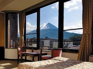 【最もご要望の多い最上階4階のお部屋確約】一泊二食バイキング☆眺望プラン
