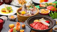 ■あぐりPremium■<長崎和牛×厳選魚介>を余すことなく味わう、美食の時間
