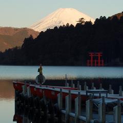 【一人旅・素泊り】思いついたら芦ノ湖へGO!