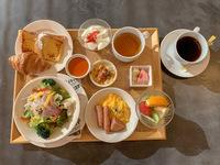 【別亭】お部屋でゆっくり食べられる朝のフレンチトーストプレート付き☆12時アウトプラン!