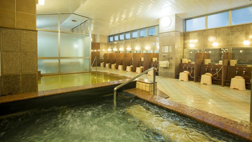 【楽パック★イチオシ】一度体験すると、とりこになる天然温泉が入り放題!【素泊まり】