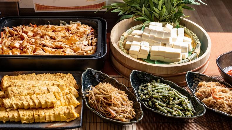 【楽パック★イチオシ】ススキノで天然温泉&一度食べたらとりこになる朝食GET!【朝食付】