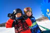 【素泊り】アサマ2000 スノーボード・スキープラン 1日リフト券付