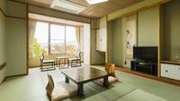 【和室10畳】宮古港側・低層階(禁煙)