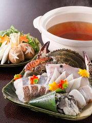 【冬季限定!】選べる特別鍋で満喫プラン