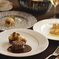 ◎【ご夕食はフレンチ】国産牛ステーキグレードUPフルコース!少し贅沢な夜を… 2食付