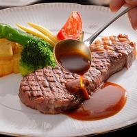 ◎【夏休み期間限定】<ステーキディナーコース>福島牛A5ランクのお肉に大満足|2食付