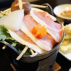 【秋冬限定】5種類のお鍋からチョイスプラン♪【1泊2食付】