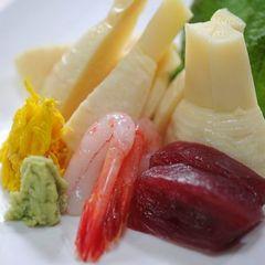 【4月15日〜5月15日限定】田上産!竹の子づくしを満喫★8品コース《広間食》