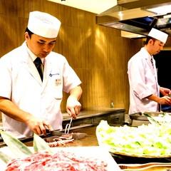■■スタンダード■■大・大好評のオープンキッチン熱々プラン