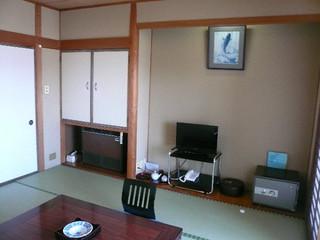 和室8畳バス・洗浄便座付客室(海側)