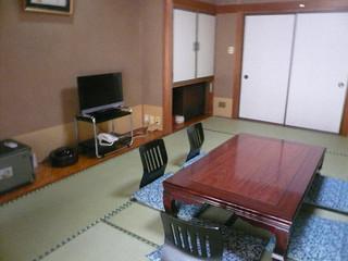 和室10畳洗浄便座付客室(山側)