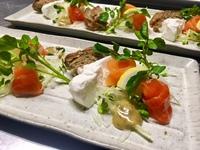 大人気の「お料理プラン」復活!ワン・ディッシュプラスにサラダボウル盛や特別デザートとワンドリンク付き