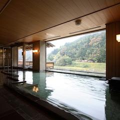 【素泊】GWは天然温泉と露天風呂からの新緑を満喫♪