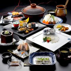 【白子付!極上特大3キロ以上の天然とらふぐを食す】日本一の水揚げを誇る天然とらふぐの中の最高を!!