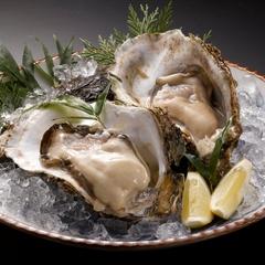 【渥美の味シリーズ】贅沢な1品!旬の地魚会席と大ぶりの天然岩牡蠣を「焼がき付き お糸路プラン」