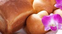 朝は優雅にシンプルに☆彡『お部屋食スタイル』で楽しむ自家製パンのモーニングセットの朝食付♪【部屋食】