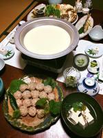 【オススメ】豆乳地鶏つみれ鍋 / 熊野地鶏のつみれと新鮮な地場産豆乳仕込みの新鍋メニュー!【2食付】