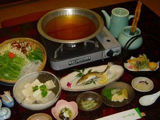 【楽天トラベルセール】5%OFF【定番】名水湯豆腐鍋プラン★ヘルシーで女性に好評です♪【2食付】