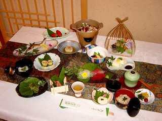 【当館イチオシのお勧め料理】滋味あふれる☆行者会席☆2名様以上の御予約となります♪【2食付】