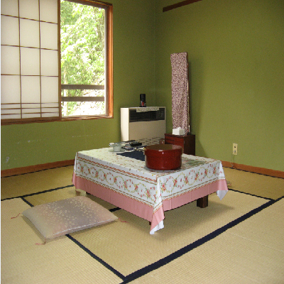 Budget Japanese-Style Room Non-Smoking