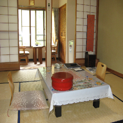 Standard Japanese-Style Room 10 to 15 Sq M