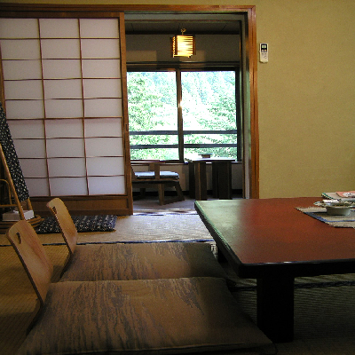 Standard Japanese-Style Room 26 to 30 Sq M