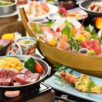 肉料理も楽しみたい方へ☆【仙台黒毛和牛プラン(100g)】≪全12品≫
