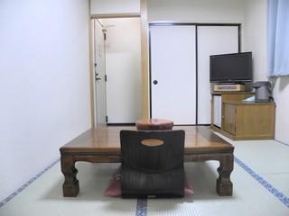 和室6畳&天然温泉
