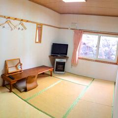 斜面側 2人部屋 和室