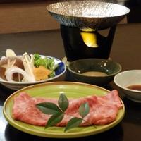 『仙台牛の朝しゃぶしゃぶ』と特別栽培米の元気になれる朝御膳 Wi-Fi 駐車無料
