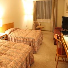 ●ツインルーム広々32平米● 絶景!ロケーションを楽しむ客室