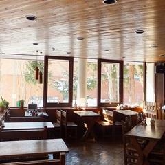 【長期滞在14泊以上】パウダースノーのゲレンデがすぐそこ!1泊2食付スタンダードプラン