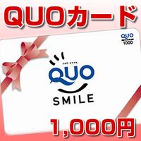QUO1000付プラン 素泊り