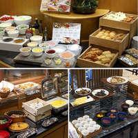 ■大田区で朝食を…■羽田エクセルホテル東急OR大森東急REIホテルの朝食付き