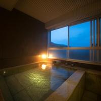 【ドリンクオールインクルーシブ】最上階で過ごす100平米エグゼクティブスイート◆客室展望温泉風呂付