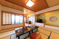 【海側】 露天風呂付和室