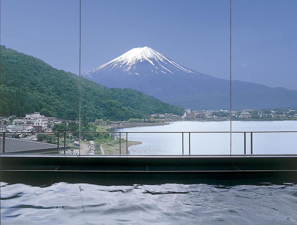 河口湖温泉 ホテル 美富士園 image