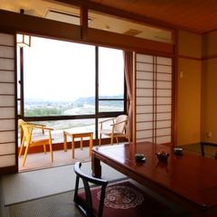 天竜川眺望指定 【和室10〜12帖】…眺めが良く一番人気